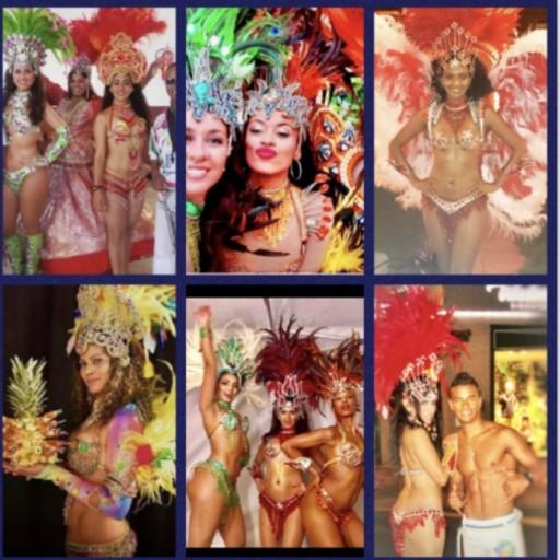 Río samba show