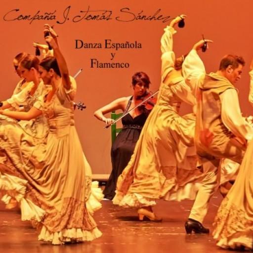 """Cia. Tomás Sánchez, Ballet Flamenco Zambra """"Villa Cortijo S.L."""""""