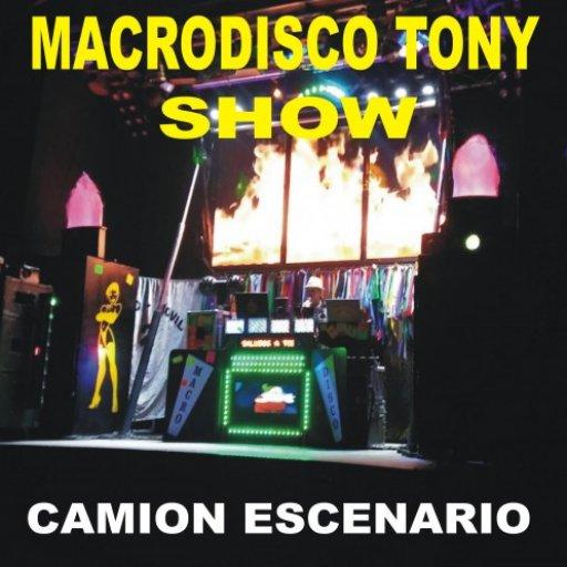 MACRODISCO TONY SHOW