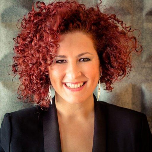 Toñi Alfonso Presentadora Maestra de Ceremonias