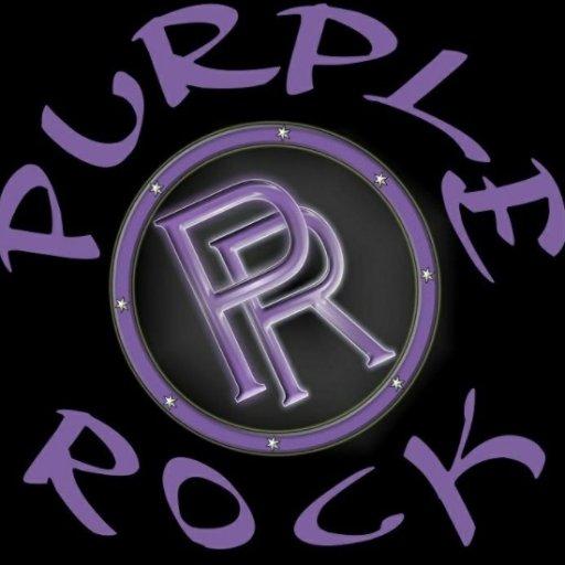 THE PURPLE ROCK