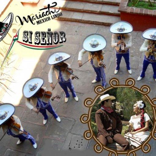 Mariachi MEXICO LINDO ¡SI SEÑOR!