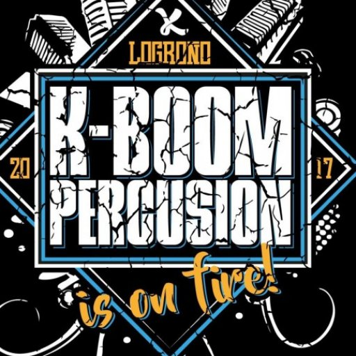 K-Boom Percusión