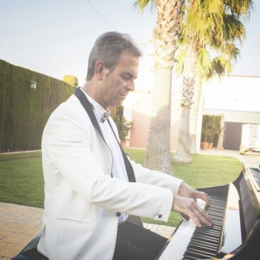 Antonio Alvarez Pianista para bodas y eventos