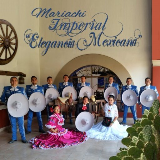 Mariachi IMPERIAL Elegancia Mexicana