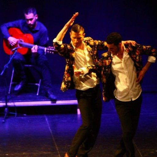 Flamenco 3 Tacones Cía. dirigido por Eric Corzo e Isi Bautista