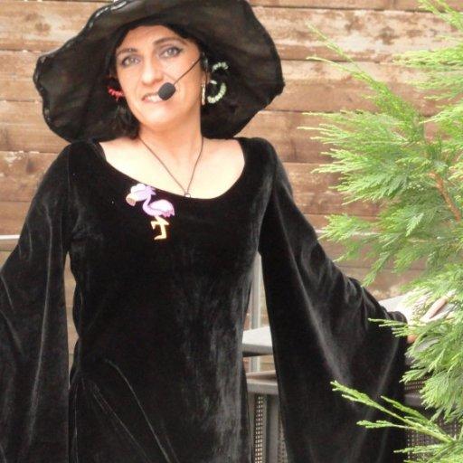 Mai, la Bruixeta dels Contes