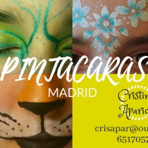 Pintacaras Cristina Aparicio