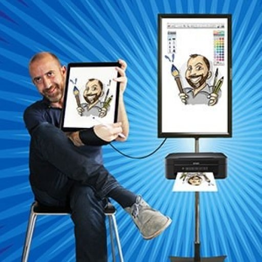 caricaturista online