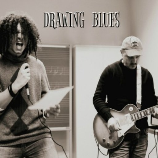 DRAWING BLUES