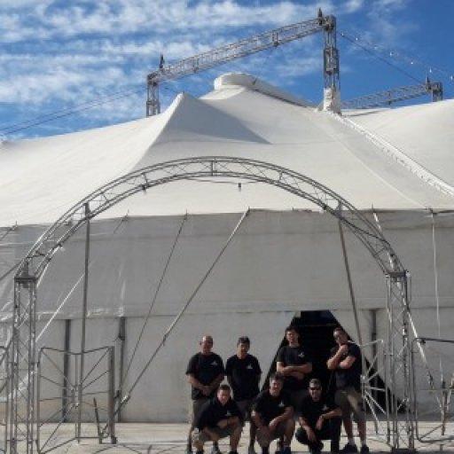 Carpas de circo