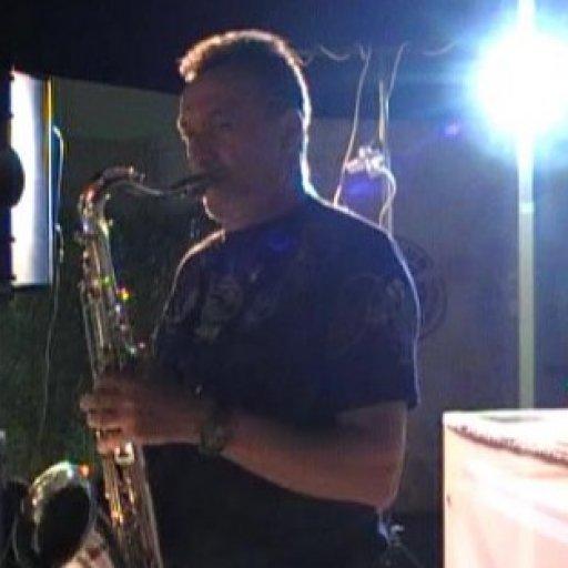 Diego Ciprián Saxofonista