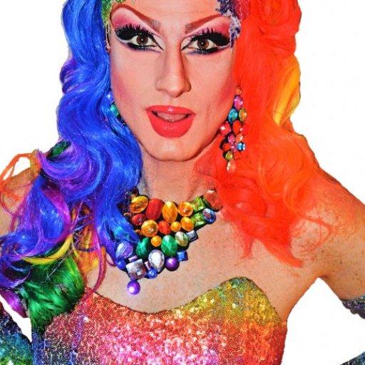 Gina Vagina Show Comico Drag Queen Mallorca
