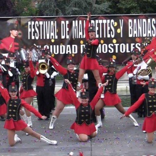 Banda Y Majorettes De Móstoles