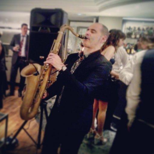 Fernando Sánchez - Saxofonista para tus eventos