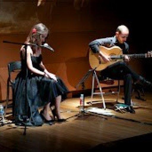 Eva Romo cantaora flamenca