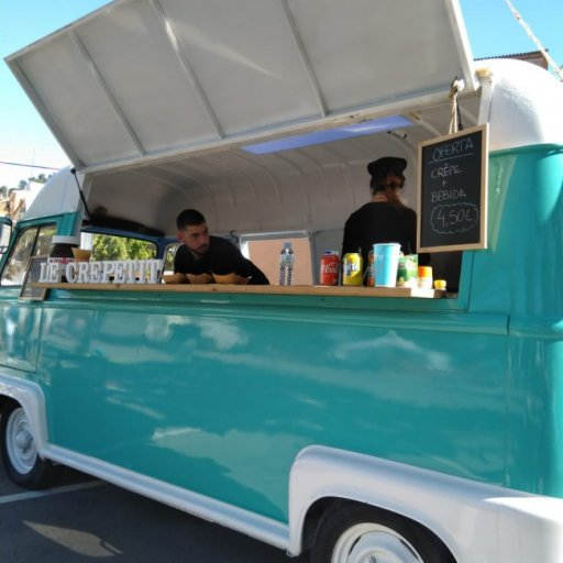 Food Truck Le Crepetit
