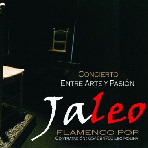Jaleo Flamenco POP