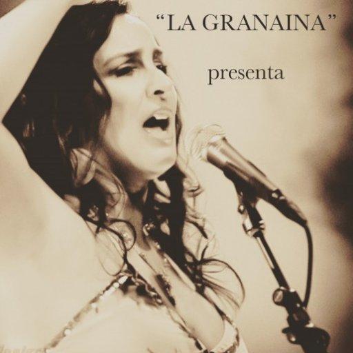 """María Cortés La GRANAINA """"LA VOZ LIBRE"""""""