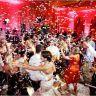 lluvia de confeti pompas efectos especiales fiestacolor