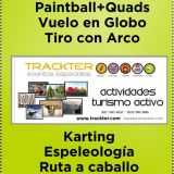 turismo activo trackter