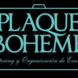 logo catering plaque boheme