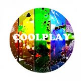 badge coolplay tributo coldplay