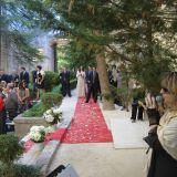 boda civil en el monasterio de lupiana cafe paris