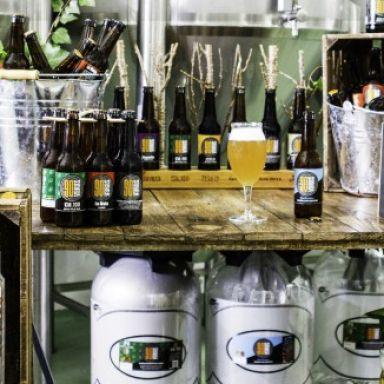 cerveza artesanal 90 varas