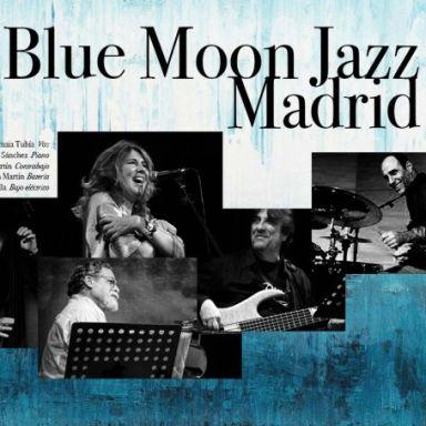 blue moon jazz agrupacion musical en madrid
