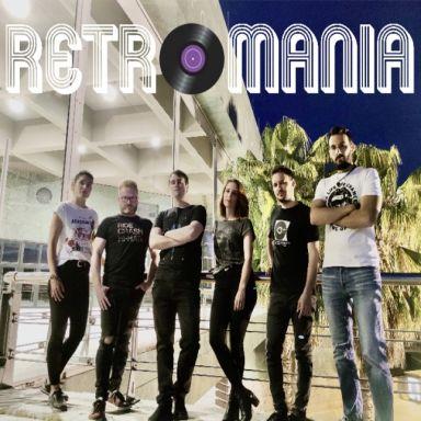 retromania cover band