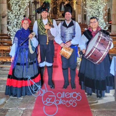 gaiteros gallegos madrid