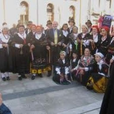 Grupo de bailes regionales La Asunción