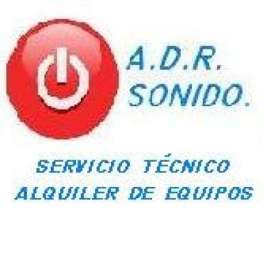 A.D.R. sonido