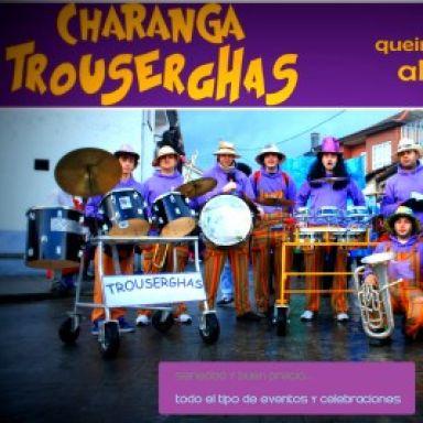 Charanga Trouserghas