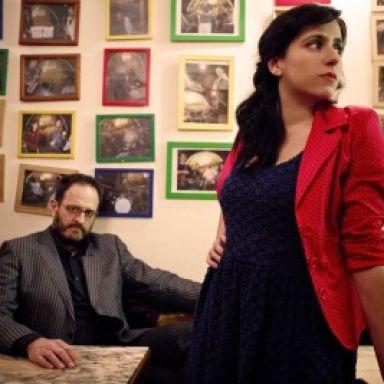 Marta Cofrade y David Sanz