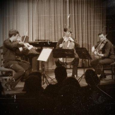 Cuarteto de cuerda Gaudi