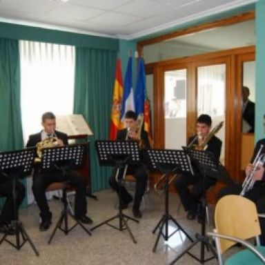 ALCALANS BRASS QUINTET