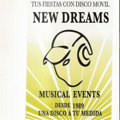 DISCOTECA MOVIL NEW DREAMS