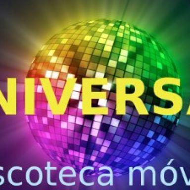 discoteca móvil UNIVERSAL