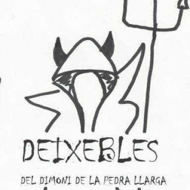 ELS DEIXEBLES DEL DIMONI DE LA PEDRA LLARGA
