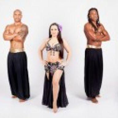 Compañía de Danza Oriental Patricia Beltrán