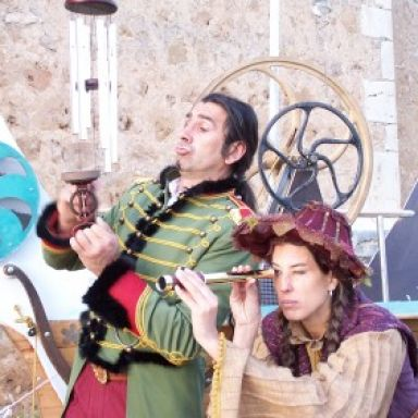 Compañia de teatro Juan Catalina