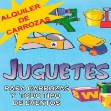 JUGUETES Y CARROZAS BELANDO