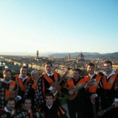 Tuna de Empresariales de Huelva