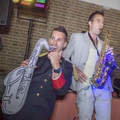 Anthony Jimenez Dj Saxofonista