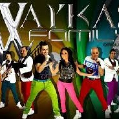 Orquesta Waykas Family