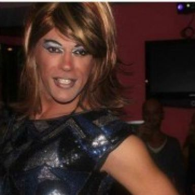 Transformista Drag Xesco Lozano