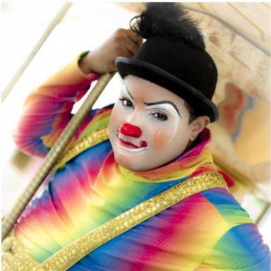Yorki Clown.