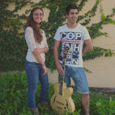 AlbaCareta & MartiRiera duo